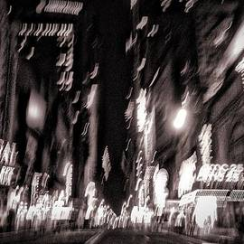 H James Hoff - Broadway at Night