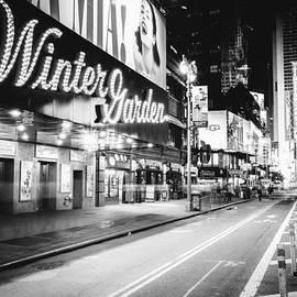 Vivienne Gucwa - Broadway Theater - Night - New York City