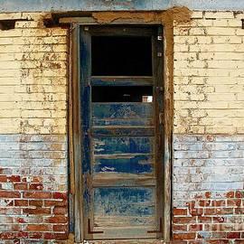 Ethna Gillespie - Broken Blue Door