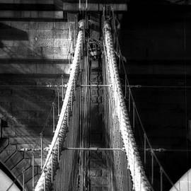 Isaac Silman - Brooklyn Bridge NYC 1