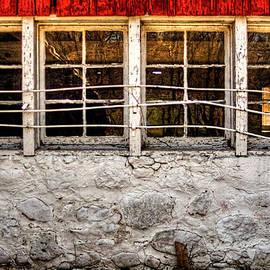 Roger Passman - Brunner Family Farm Barn Windows
