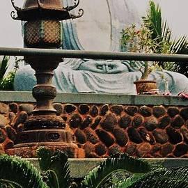 Buddha Statue In Maui, Vision #  2 by Marcus Dagan