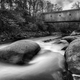 Thomas Schoeller - Bulls Bridge and the Housatonic Rapids