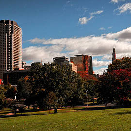 Bushnell Park No. 2 by Mike Martin