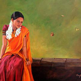 Butterflies by Shylaja N