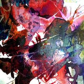 Shirley Roma Charlton - Butterfly abstract