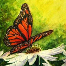 Hazel Holland - Butterfly and Daisy
