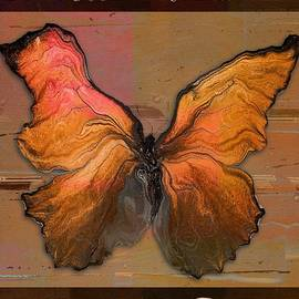 Variance Collections - Butterfly Art - Dream It Do It - 94at01