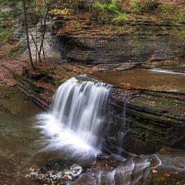 Mark Papke - Buttermilk Creek Falls