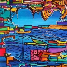 Maria Ramirez - By the sea side