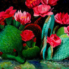 Genevieve Esson - Cactus Flowers