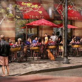 Mike Savad - Cafe - Hoboken NJ - Cafe Trinity