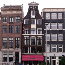 Cafe Pollux Amsterdam by Jouko Lehto