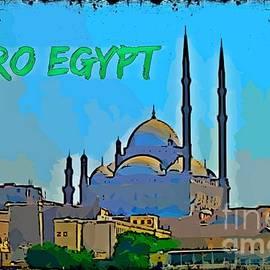 John Malone - Cairo Poster