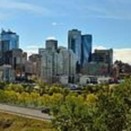 Cam McLean - Calgary Skyline