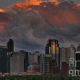 Calgary Storm by Inge Riis McDonald