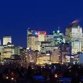 Rob Moses - Calgary Winter Night
