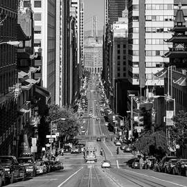 Radek Hofman - California Street