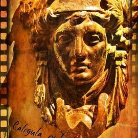 John Malone - Caligula Poster