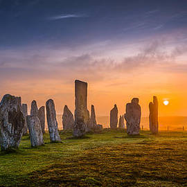Callanish Dawn by Peter OReilly