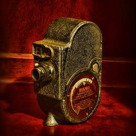 Camera - Bell and Howell Film Camera by Paul Ward