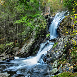 Thomas Schoeller - Campbell Falls - Power and Beauty