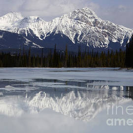 Canadian Rockies 7 by Bob Christopher