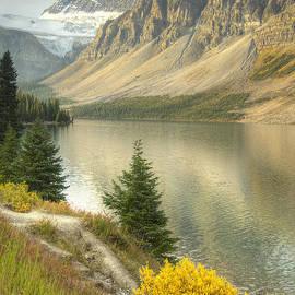 Canadian Scene by Wanda Krack