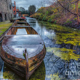 Adrian Evans - Canal Boat