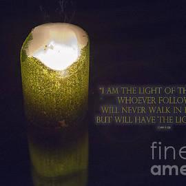 David Arment - Candle and John 8 12