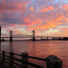 Cynthia Guinn - Cape Fear Bridge