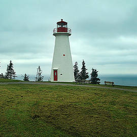 Janet Ashworth - Cape George Lighthouse