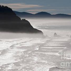 Cape Meares by Vivian Christopher