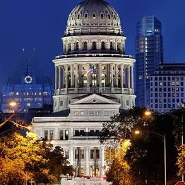 Silvio Ligutti - Capitol of Texas