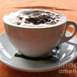 Cappuccino 5 by Christine Huwer