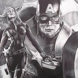 D A Nuhfer - Captain America The First Avenger