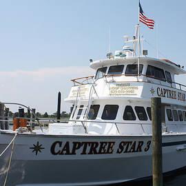 JOHN TELFER - Captree Star Fishing Boat