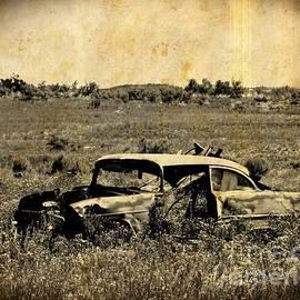 John Malone - Car Classic Sepia