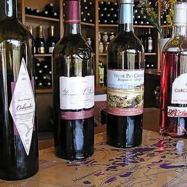 Wine Tasting  by France  Art