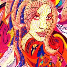 Carnival Girl by Danielle R T Haney