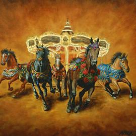 Carousel Escape by Jason Marsh