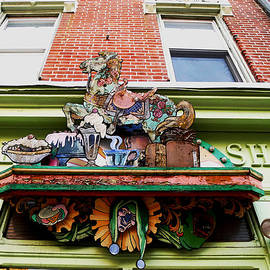 Carousel Shoppe by Richard Reeve