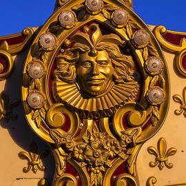 Garry Gay - Carrousel Ride Gold face
