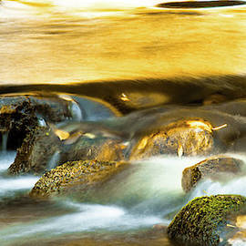Optical Playground By MP Ray - Cascading Creek