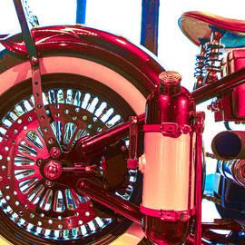 Cash Wheels by Jeff Kurtz