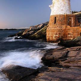 Castle Hill Lighthouse Dusk