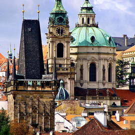 Ira Shander - Castle Hill Prague
