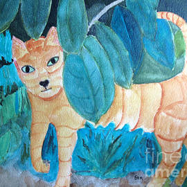 Sandy McIntire - Cat