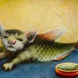 Catfish by Vsevolod Poliohin