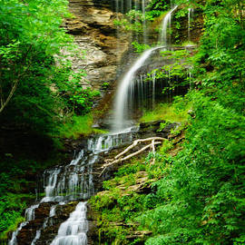 Timothy Connard - Cathedral Falls of Gauley Mountain